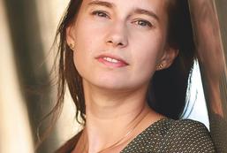Forfatter Camilla Wandahl