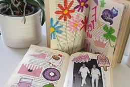 Lav din egen junk journal