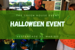 Halloween event for internationals