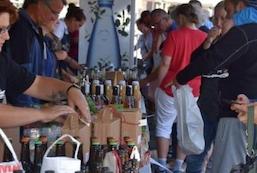 Food Market på Nakskov torv