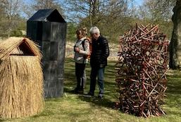 Vovestykker - Kunst i Reventlowparken