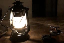 Den mørkeste nat på Frilandsmuseet - De Gamle Huse